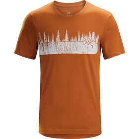 Arc'teryx M's Glades SS T-Shirt Agra